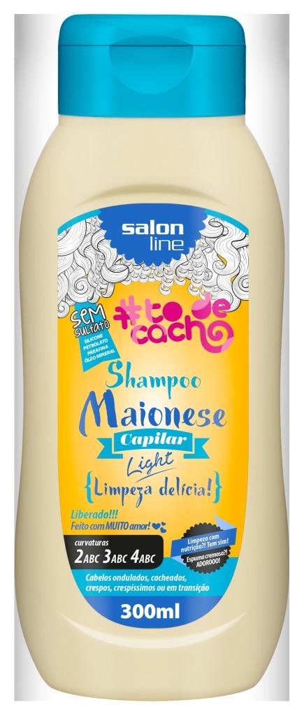 shampoo maionese capilar light 2