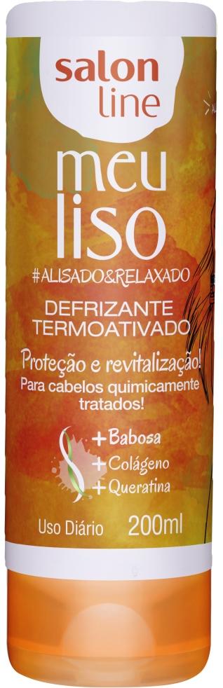 34949 DEFRIZANTE TERMOATIVADO MEU LISO #ALISADO&RELAXADO 200ML