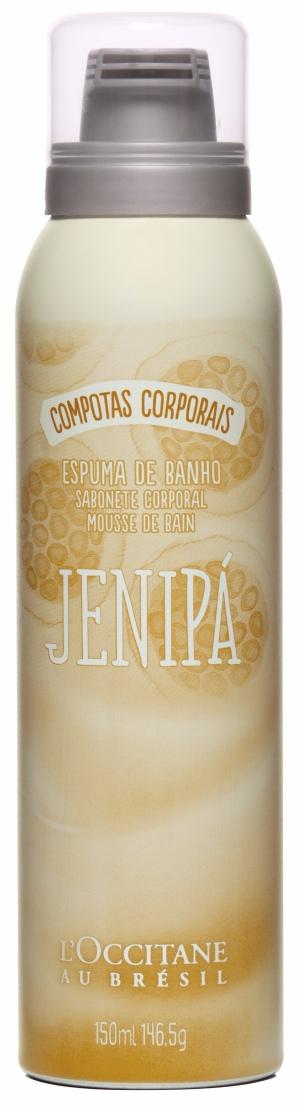 Espuma de Banho Jenipá L'Occitane au Brésil
