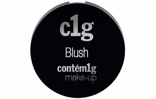 c1g blush contém 1g make-up