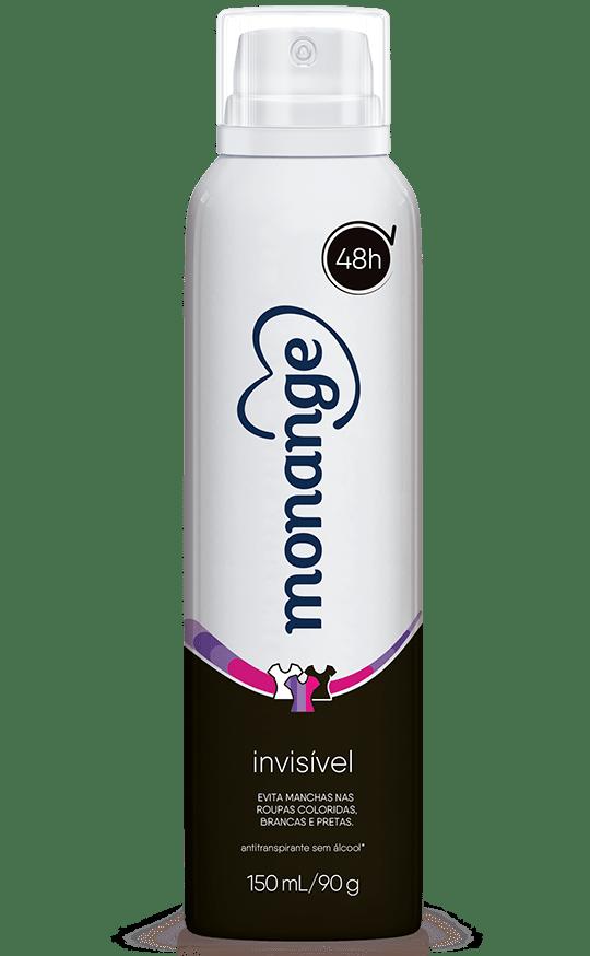 Desodorante Invisível Monange
