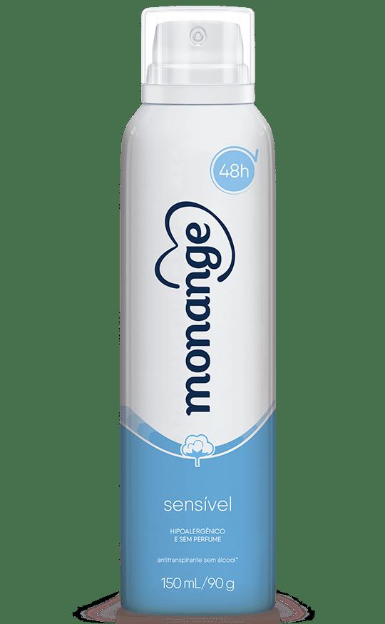 Desodorante Sensível Monange