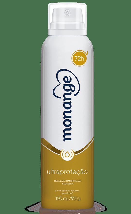 Desodorante Ultraproteção Monange