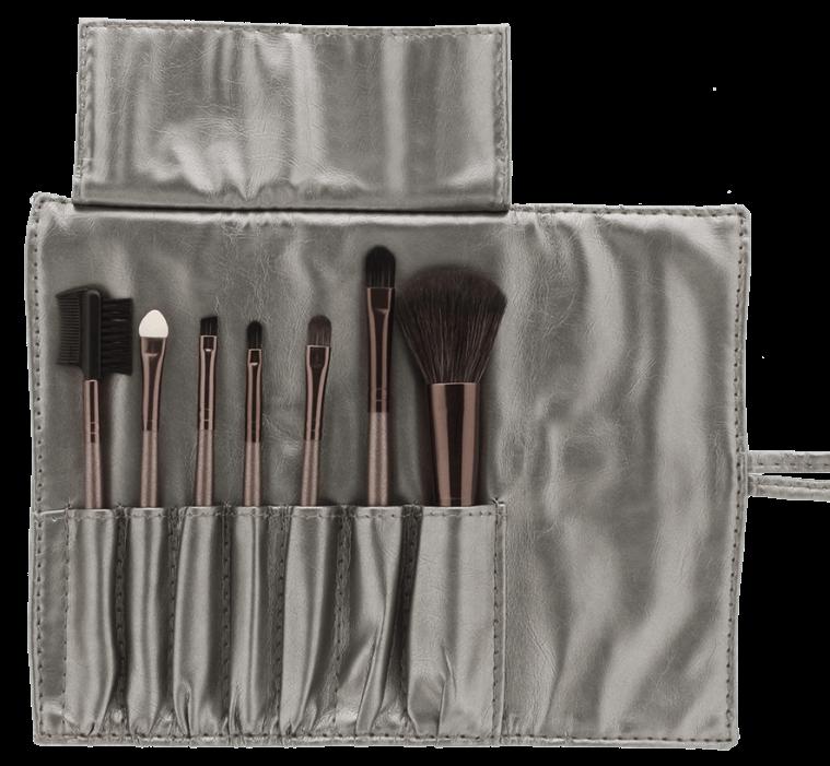 Kit Pincel Glamour, da Be Glow Make Up