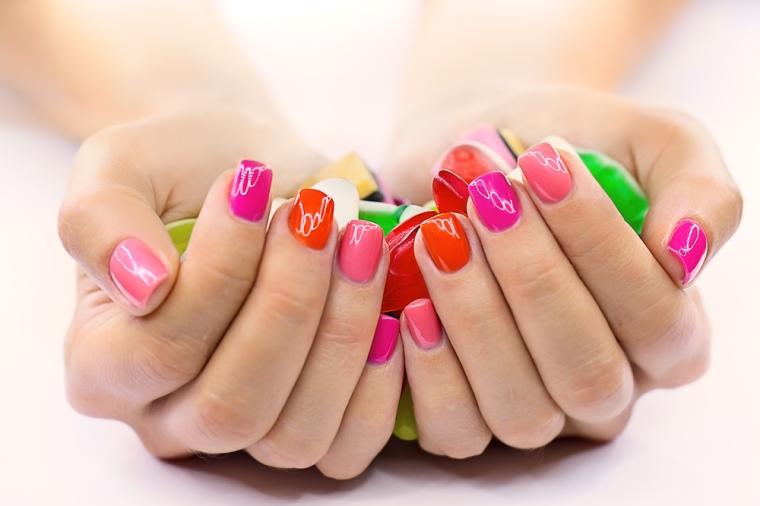 Carnaval 2018 Unhas Nail Art Nails Trends