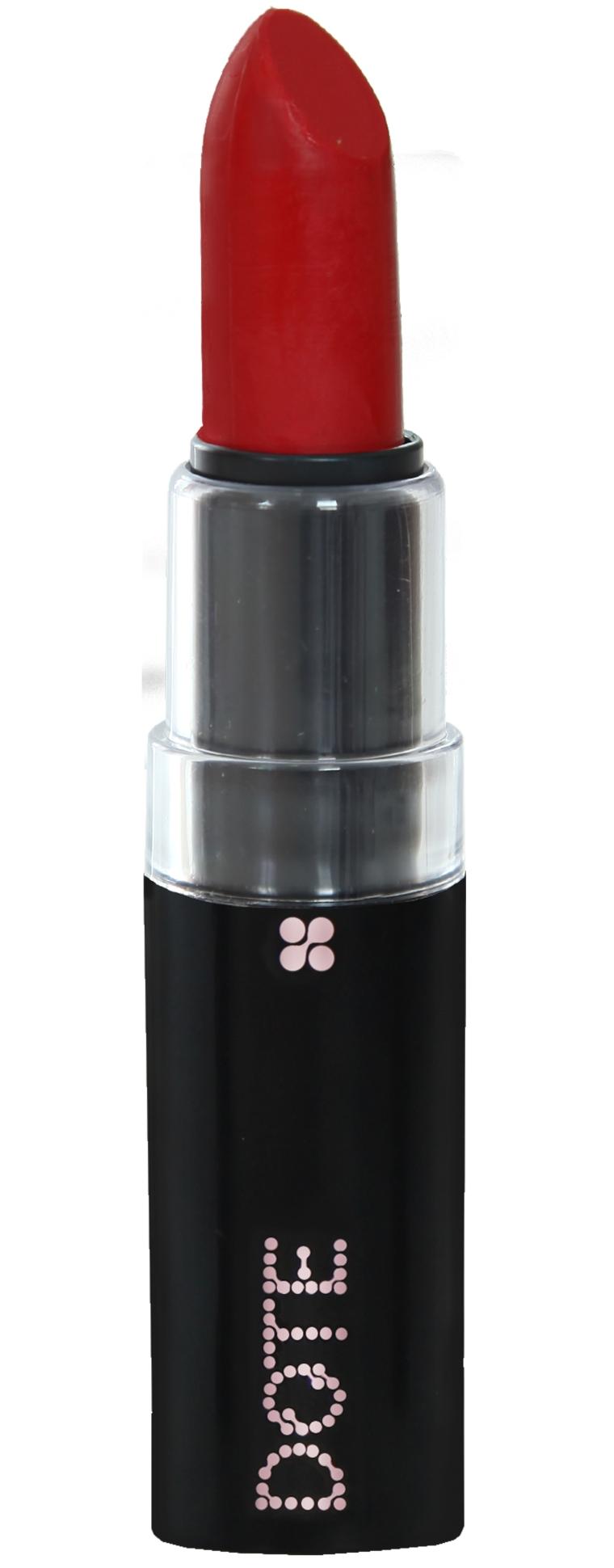 Batom Cremoso Cor 202 - Vermelho Dote Make Up