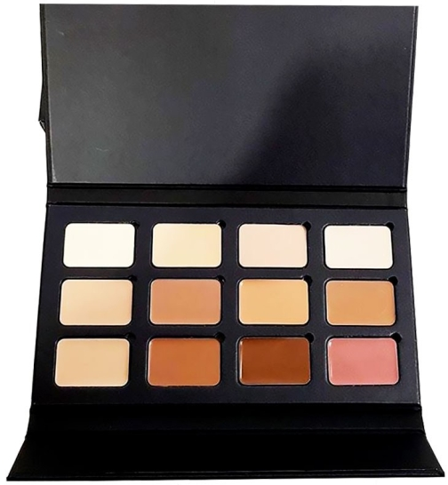 make-movie-professional-covering-pallete-12-oil-free-40g
