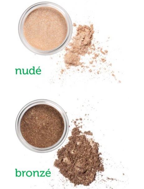 Pigmentos nudé e bronzé quem disse berenice