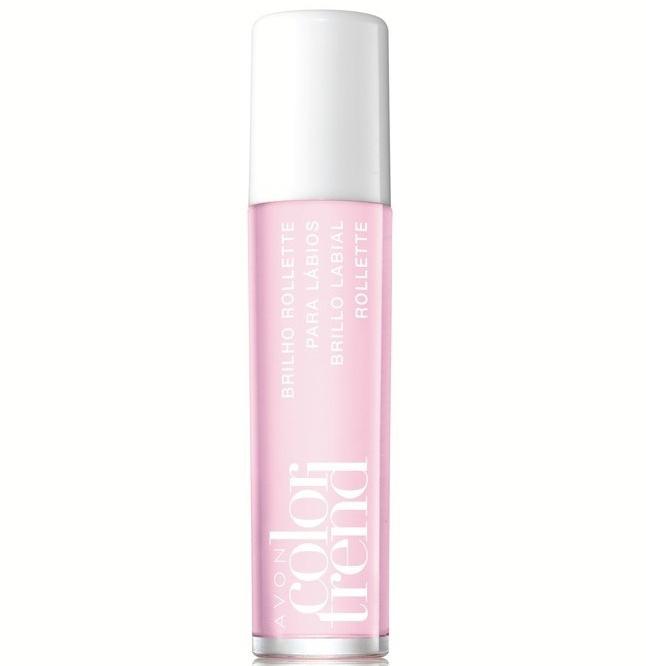 Brilho Rollete Para Lábios Color Trend Avon