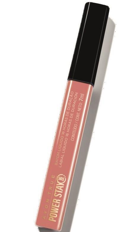 Avon Power Stay Toque Rosé