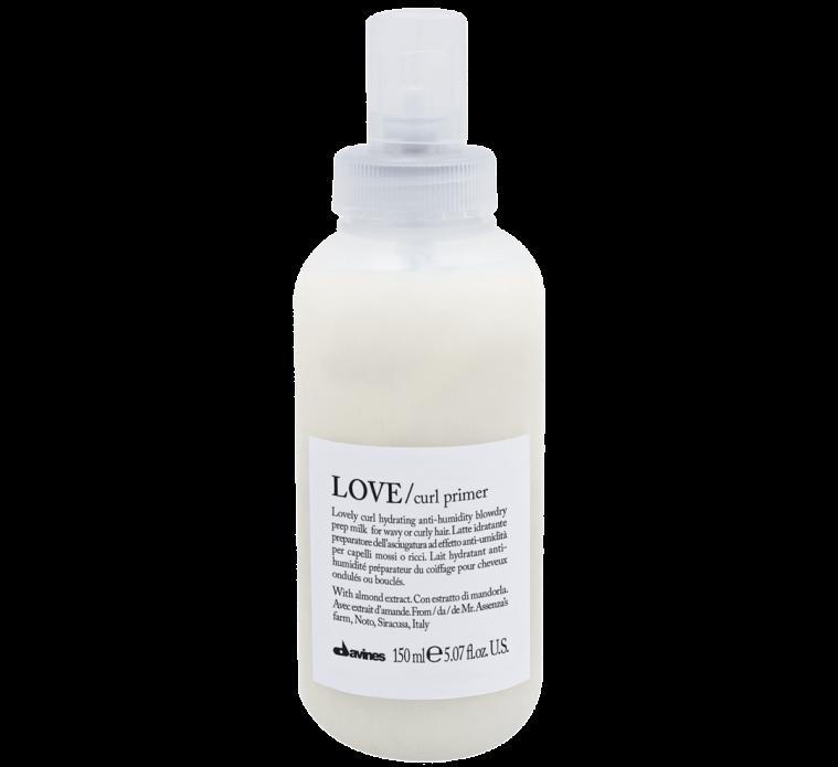 Love Curl Primer Davines
