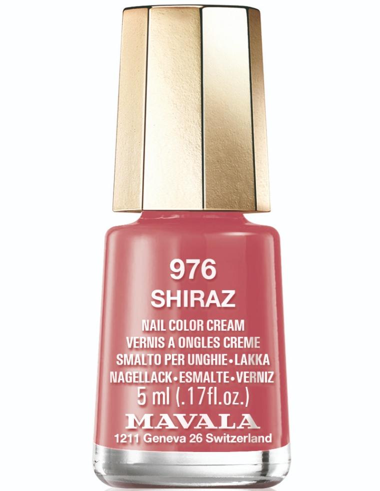 976 Shiraz SOLARIS Color's da Mavala