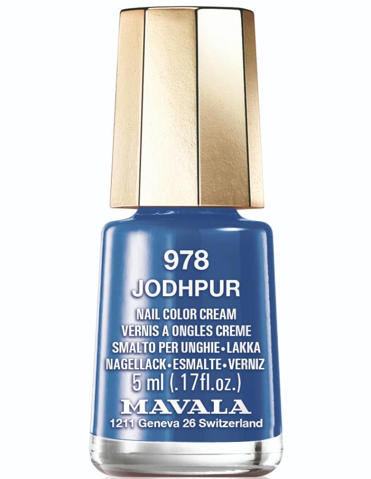 978 Jodhpur SOLARIS Color's Mavala