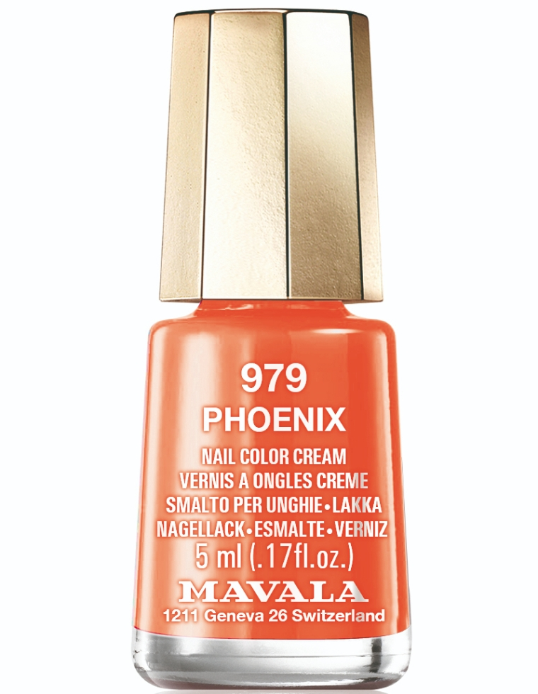 979 Phoenix SOLARIS Color's Mavala