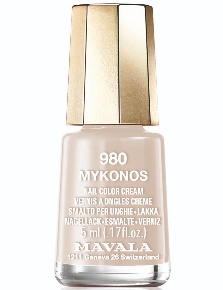 980 Mykonos SOLARIS Color's Mavala