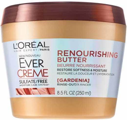 Creme de Tratamento Ever Creme L'Oréal Paris Renourishing Butter