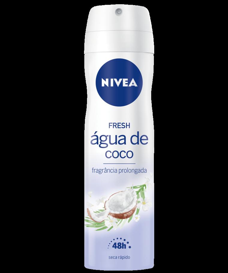 3D NIVEA AEROSOL SENSES Água de Coco