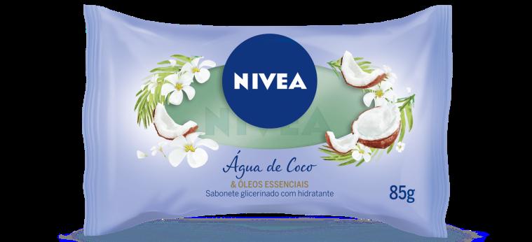 3D NIVEA SABONETE SENSES AguaCoco