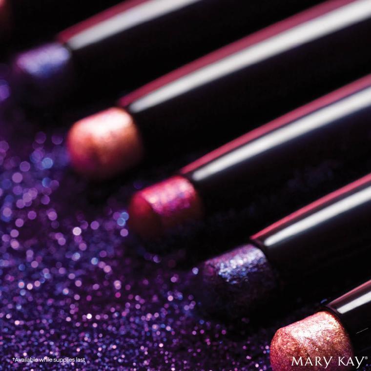 Batom AT PLAY Mary Kay Glitter