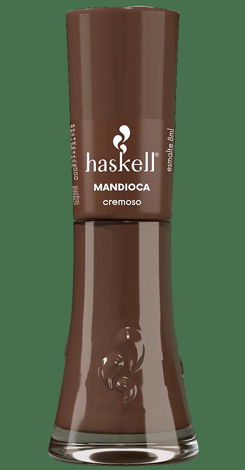 Esmalte Cremoso Mandioca Haskell Cosméticos