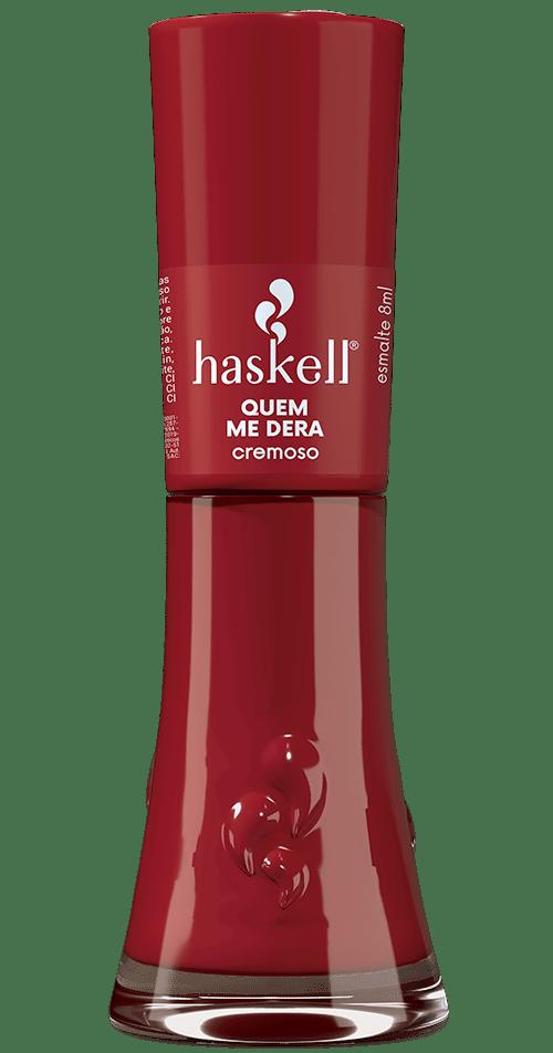 Esmalte Cremoso Quem Me Dera Haskell Cosméticos