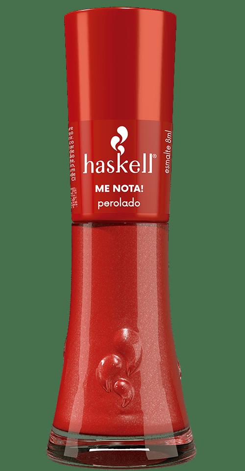 Esmalte Perolado Me Nota Haskell