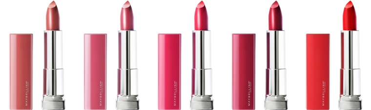 Made For All Color Sensational Maybelline NY
