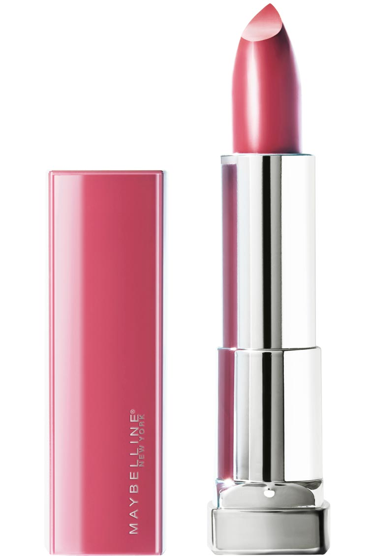 Maybelline-Lipstick-Color-Sensational-Made-For-All-Pink-For-Rosa-Para-Mim