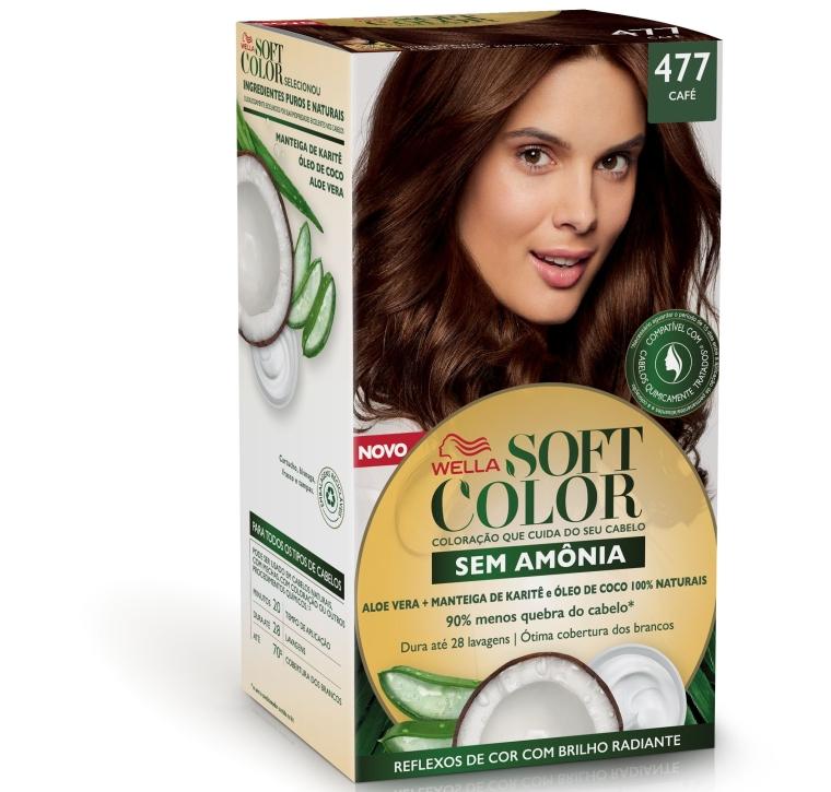 Wella Soft Color 477 Café