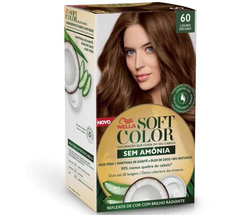 Wella Soft Color 60 Louro Escuro