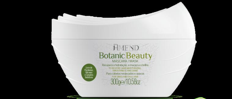 Amend Botanic Beauty Máscara