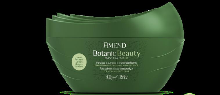 Botanic Beauty Amend Máscara