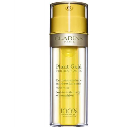 Plant Gold Clarins Paris