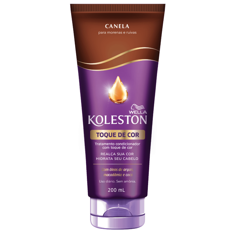 Koleston Toque de Cor Canela Wella