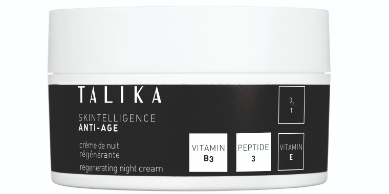 Regenetating Night Cream Skintelligence Talika