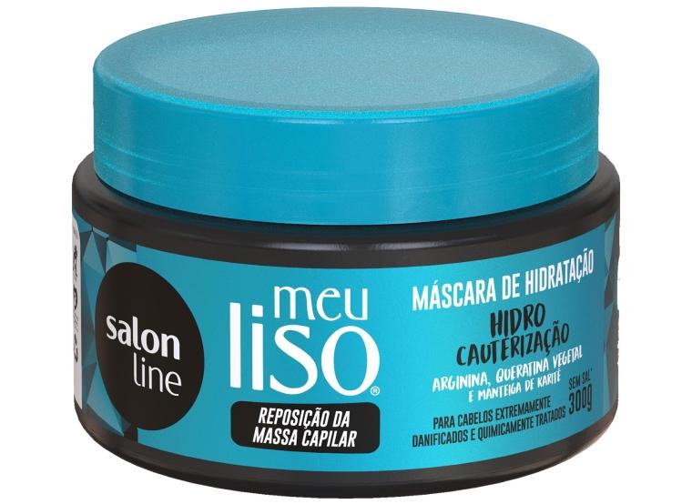 Máscara-de-hidratação-Meu-Liso-Hidro-Cauterização-Reposição-da-Massa-Capilar-Salon-Line