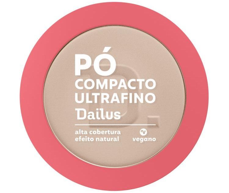 Dailus Pó Compacto Ultrafino D 1 Claro