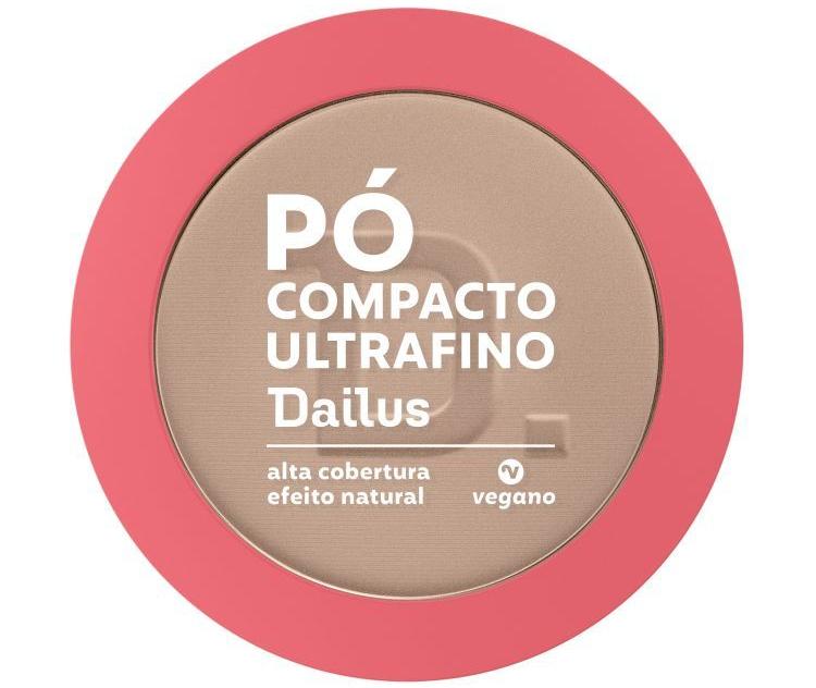 Dailus Pó Compacto Ultrafino D 3 Claro