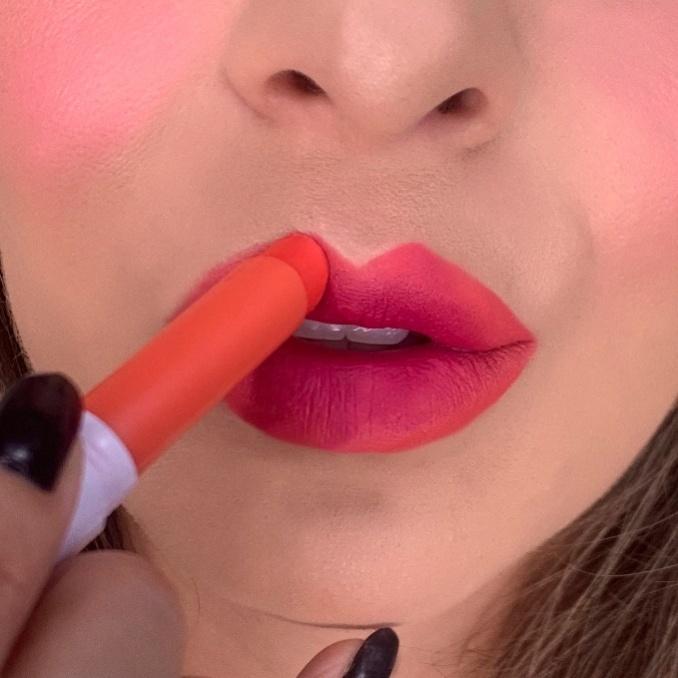 Ombré Lips Passo a Passo