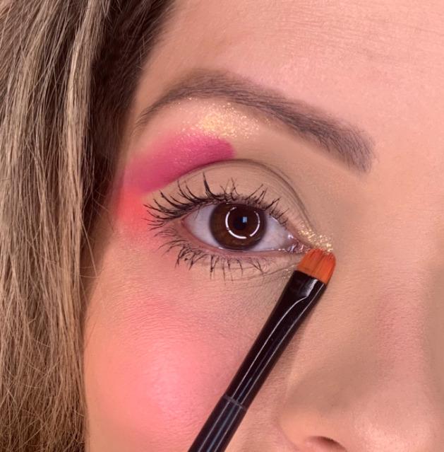 Passo a Passo Aplicar pigmento nos olhos