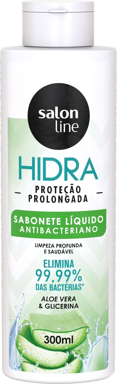 Salon Line Hidra Proteção Prolongada Sabonete Líquido Antibacteriano