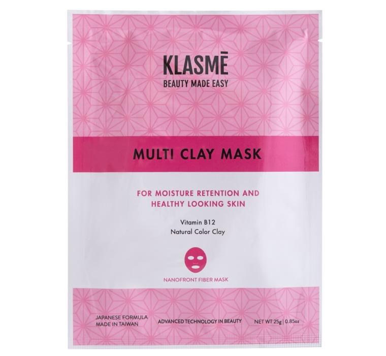 Klasme-Multi-Clay-Mask