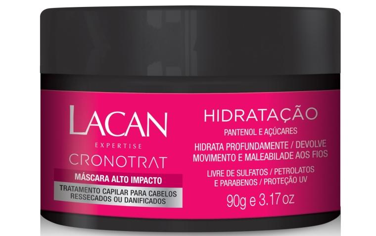 Máscara Cronotrat de Hidratação Lacan