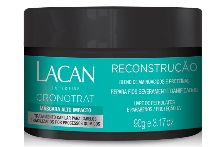 Máscara Cronotrat de Reconstrução Lacan