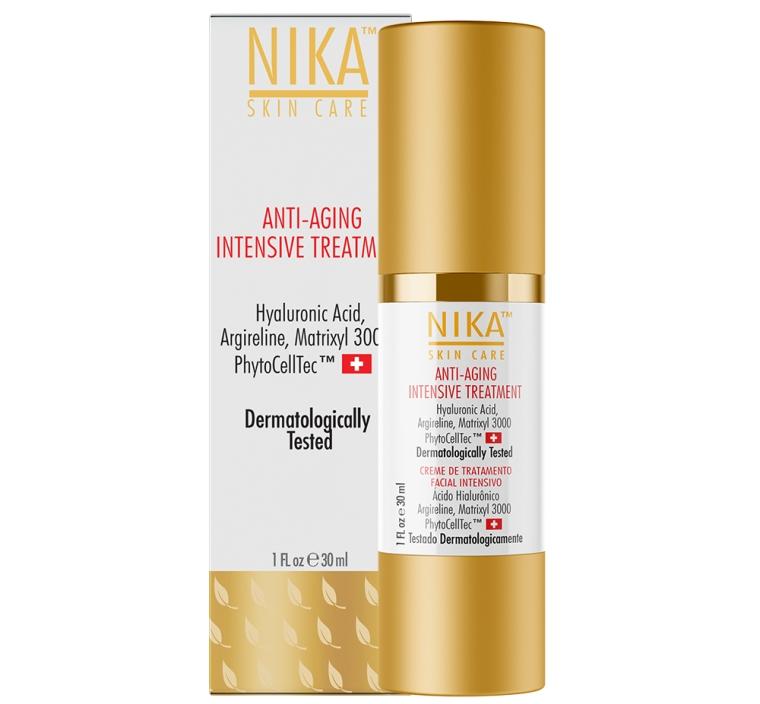 Nika Skin Care Anti-Aging Intensive Treatment