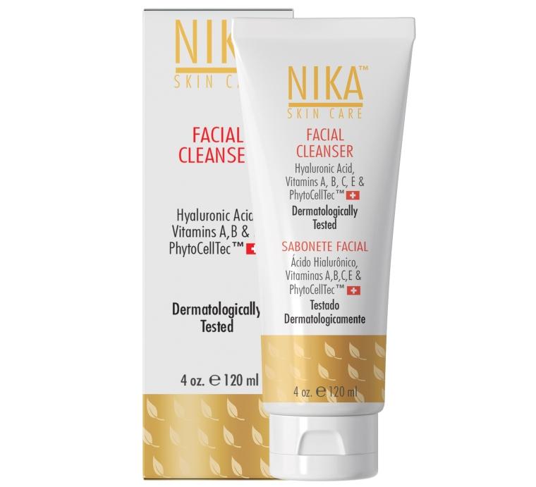 Nika Skin Care Facial Cleanser
